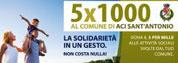 5x1000 al comune di Aci Sant'Antonio